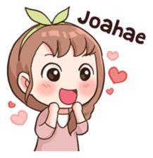 Stickers for K POP I-fans. Korean Anime, Korean Art, Cute Korean, Korean Phrases, Korean Words, Pop Stickers, Kawaii Stickers, Chibi Kawaii, Korean Expressions