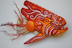 Fire fish. SOLD