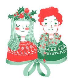 Christmas Time by Giovana Medeiros, via Flickr