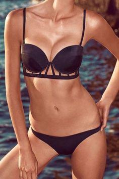 how to clean bikini line