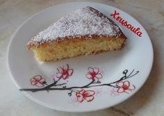 Σιροπιαστό κέικ με ινδοκάρυδο και γιαούρτι συνταγή από Χρυσούλα Κοντοπούλου - Cookpad