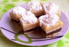 Pudingos kekszes tejszínhabbal Cheesecake, Pudding, Food, Cheesecake Cake, Cheesecakes, Essen, Puddings, Cheesecake Bars, Yemek