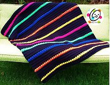Free Lap Afghan Crochet Blanket from Snappy Tots! All Free Crochet, Knit Or Crochet, Crochet Baby, Crochet Granny, Easy Crochet, Free Knitting, Crochet Afgans, Crochet Blankets, Baby Blankets