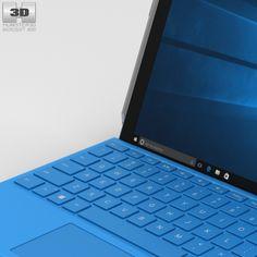 34bb1cc2dcbd3 Microsoft Surface Pro 4 Bright Blue  Surface