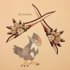 pokemon weapons - Google Search