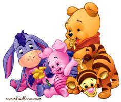 Winnie Pooh travieso osito de algodón relleno es Winnie Poo curioso ...