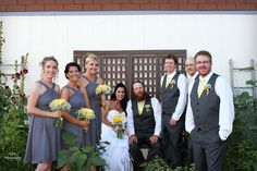 Bride and Bloom Design Company - Grand Junction Wedding Florist. | Brides & Maids