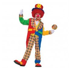 Clown en Ville Costume
