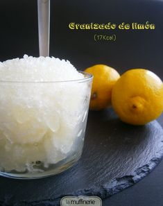 Recipe: Lemon Granit