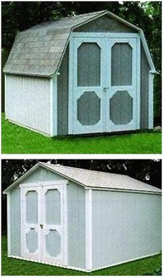 Shed builder at work do it yourself shed plans from plansnow shed builder at work do it yourself shed plans from plansnow the editors of garden gate magazine woodsmith and workbench offer some of the solutioingenieria Images
