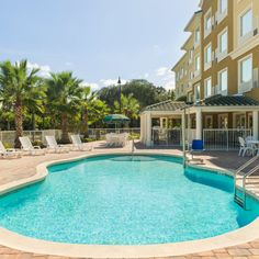 Celebrate summertime by the pool during your next visit to a Country Inns & Suites By Carlson hotel.