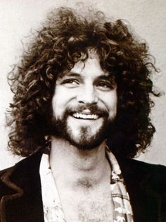 Lindsey Buckingham from Fleetwood Mac. Very attractive.