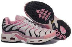 Air Max TN Pink Black Grey