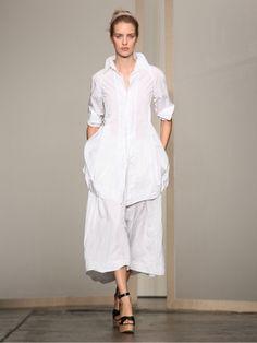 Casual Luxe - Donna Karan Spring 2013