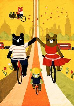 bicycle london