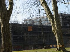 Schul- an/umbau Uhland Gymnasium