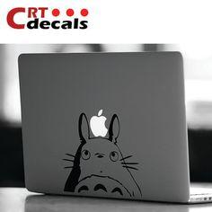 Totoro 3  vinyl decal