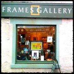 STOCKIST - Frames Gallery, Perth www.stephenoneil.co.uk