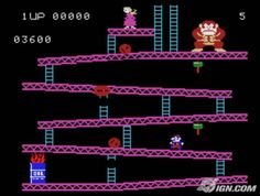 Colecovision games -Favorite Game (Donkey Kong!) Who had one of these?