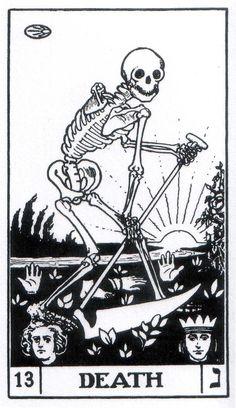 """Résultat de recherche d'images pour """"tarot death"""""""