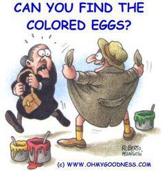 Happy Easter, gran'ma!!!!