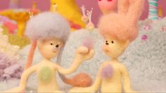 """""""PAMON""""   Graduate Work 2014, Tokyo University of the Arts, Graduate School of Film and New Media, Department of Animation  Director:Kazushige TOMA Music:Shota KOWASHI Sound effects:Yu HASHIMOTO, Wakana KUROIWA producer : Yuichi ITO  Synopsis: PAMON are magical and mysterious creatures who can move the hair on their head however they wish, and communicate using their chest hair. This tale takes a peek at an ordinary day for the PAMON.   © 2014 Kazushige TOMA & Tokyo University of..."""