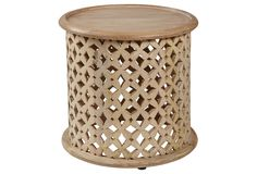 One Kings Lane - Exotic Furniture - Scheer Stool