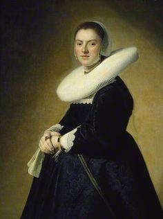 Your Paintings - Johannes Cornelisz. Verspronck paintings