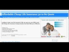 Life Insurance Quotes For Elderly Gorgeous Life Insurance 65 To 70 Years Old Quote  Free Financial Advice
