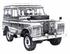 Take the long way home. Lander Rover, Range Rover Off Road, Land Rover Serie 1, Long Way Home, Landrover Defender, Jeep 4x4, Series 3, Old Cars, Vintage Cars