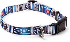 #ThinkGeek                #ThinkGeek                #Star #Wars #R2-D2 #Collar                          Star Wars R2-D2 Dog Collar                                                    http://www.seapai.com/product.aspx?PID=1806275