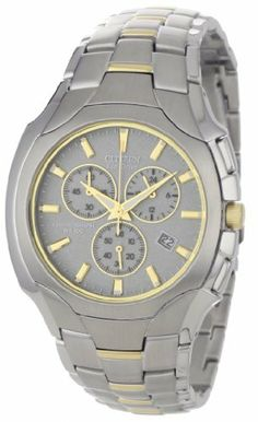 Citizen Men's AT0884-59A Chronograph Eco Drive Watch Citizen. $207.00. Water-resistant to 330 feet (100 M). 12/24 hour time. Chronograph. Mineral crystal. Eco drive technology is fueled by light and it never needs a battery