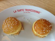 tarte tropezienne, seriously the best I've ever had