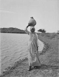 Pima woman - circa 1900    536454_10151679740995578_1865951604_n.jpg (595×768)