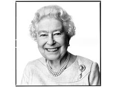 It's all to do with the training: you can do a lot if you're properly trained. Queen Elizabeth II