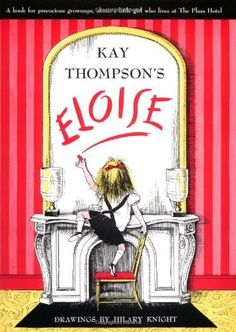 Eloise: A Book for Precocious Grown Ups by Kay Thompson. $12.24. Publication: April 30, 1969. Author: Kay Thompson. 68 pages. Publisher: Simon & Schuster Books For Young Readers (April 30, 1969). Reading level: Ages 6 and up. Save 32% Off!