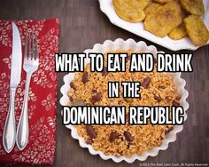 African, Spanish, Taíno, and Middle Eastern flavors come together to make up traditional Dominican dishes.