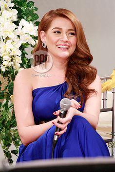 PEP List: Female bidas we want to play kontrabida roles Asian Celebrities, Celebs, Bea Alonzo, Filipina Actress, Stylish Hair, About Hair, Hair Inspo, Redheads, My Hair