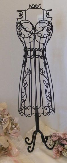 """vintage dress forms on pinterest 