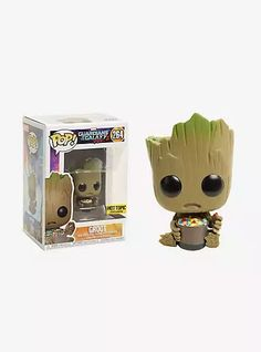 Groot put your seatbelt on!!!