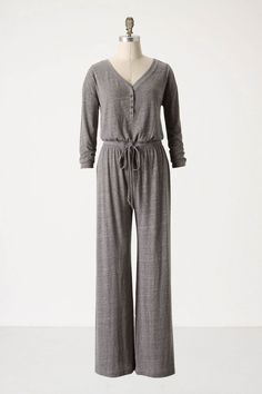 When did the onesie become trendy? When Anthropologie said so ... Christmas pajamas???