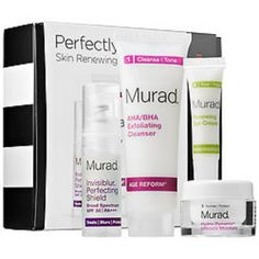 Free: Murad Perfectly Ageless Skin Renewing Set/Kit - Skincare, Bath & Body - Listia.com Auctions for Free Stuff