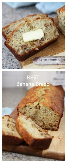 Sharing our Best Banana Bread Recipe for you to make and enjoy with your friends and family. So easy and delicious, it will be your new go to Banana Bread.