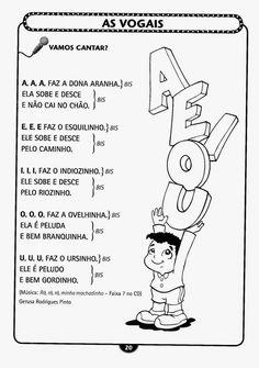 bem me quer língua portuguesa - Selma Maria Silva Ribeiro - Álbuns da web do Picasa Phonological Awareness, Dual Language, Kids Songs, Musicals, Homeschool, Teaching, Writing, Junho, Rock Crafts