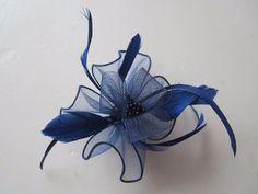 Image result for tocados azul marino