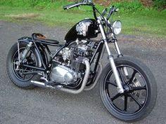 Kawasaki 440 custom  47Fab News: July 2009