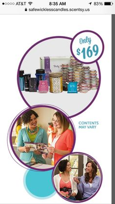 Join Scentsy in New Zealand today!