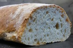 fischiscooking, ciabatta Ciabatta, Bread, Food, Mediterranean Kitchen, Food Food, Breads, Bakeries, Meals