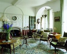 AC Morning room, Standen House