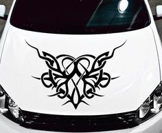 Fast And Furious Hawk Car Truck Decal Graphics Vinyl Hood Roof - Vinyl decals cartribal hearts decal vinylgraphichood car hoods decals and